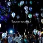 Volo Palloncini Luminosi per Gran Finale