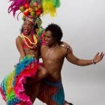 Coppia Ballerini Brasiliani