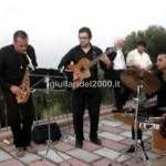 Jazz Band Trio per Atmosfera raffinata di accoglienza al locale nuziale