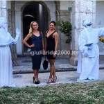 Equipe Statue Viventi per Accoglienza Cene di Gala