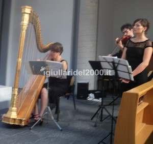 Musica in Chiesa Nuziale con Arpa, Violino e Voce by I Giullari del 2000