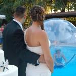 Danzatrice nella Sfera sull'Acqua per Accoglienza...Euro......*