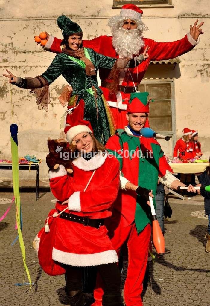 Il Circo di Natale by I Giullari del 2000