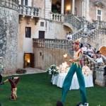 La Corte in Festa per Show Accoglienza Matrimonio ...Euro ......*