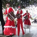 La Parata dei Babbi Natale