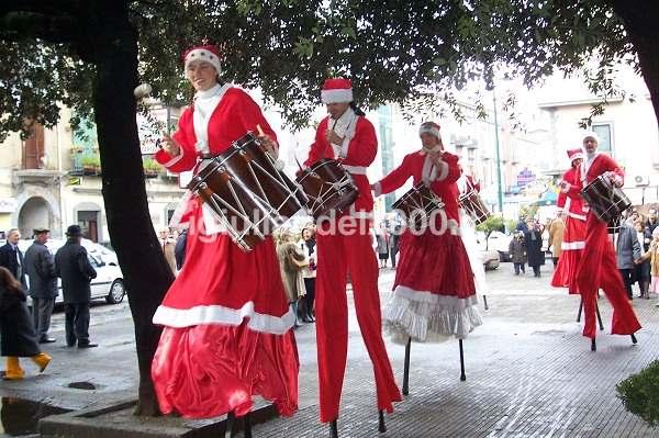 """""""La Parata dei Babbi Natale"""""""