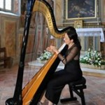 Locandina musica in chiesa