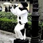 Statua Pierrot