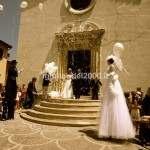 Trampolieri Nuziali per Uscita Chiesa Sposi