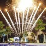 Show Fuochi d'Artificio Incanto di Sposi
