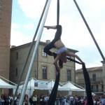 Artista Danzatrice Acrobata