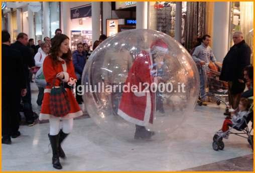 Babbo Natale nella Sfera Incantata by i Giullari del 2000