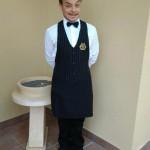 Cameriere pazzo Luigi