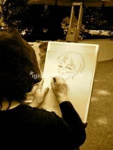 Caricaturista Faletti