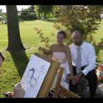 Caricaturista Sposi