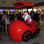Centro Commerciale trenino-di-Babbo Natale