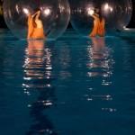 Danza in acqua doppia