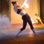 Danzatrice del fuoco