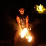 Demon Re del Fuoco Volto