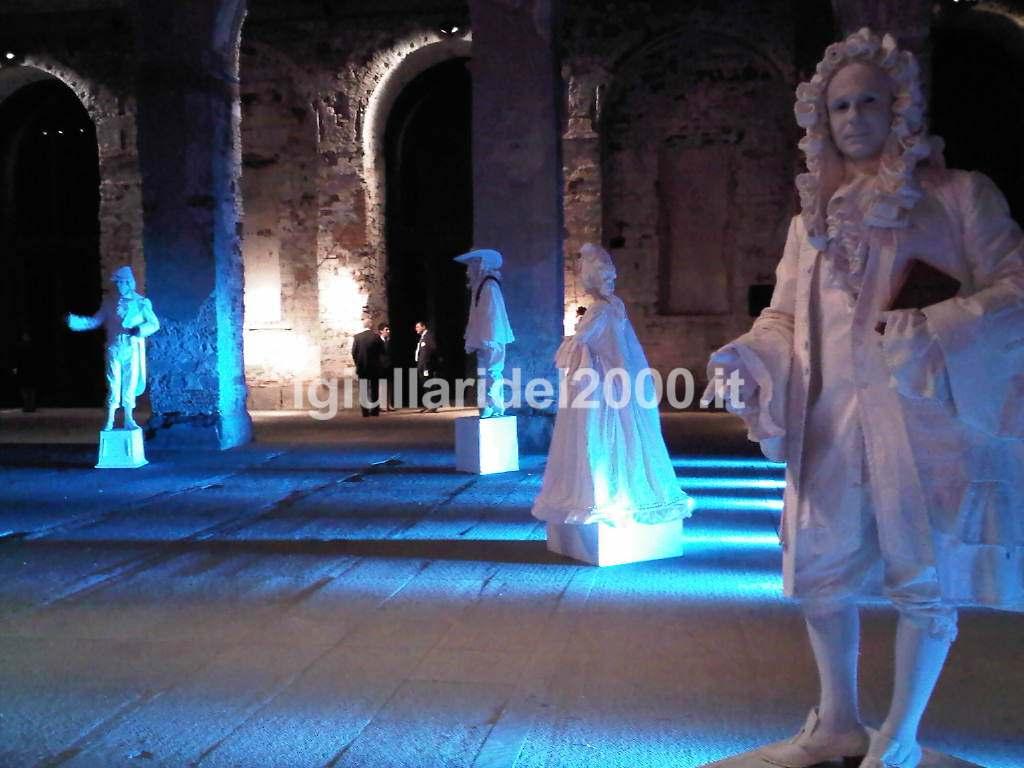 Equipe Statue Viventi by I Giullari del 2000