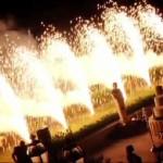 fontane-di-fuoco-fredde-per-matrimonio