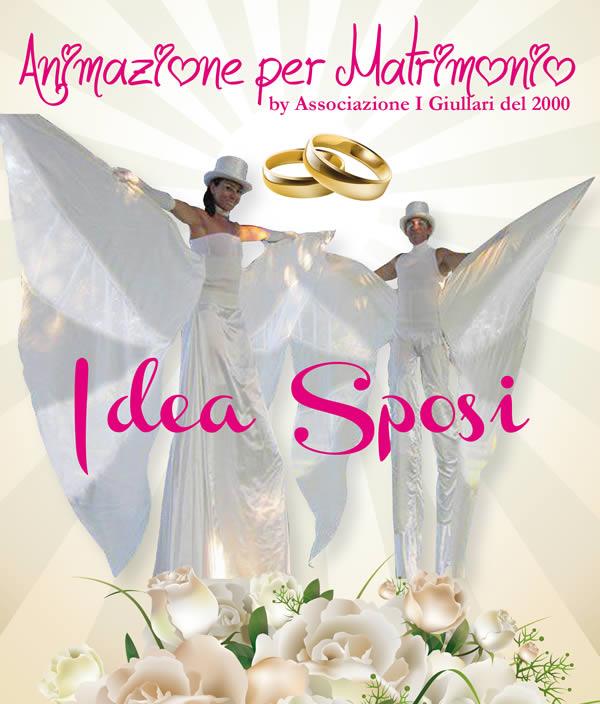 Favorito Offerte Speciali per Sposi 2018-2019 - Artisti di Strada I  PI48