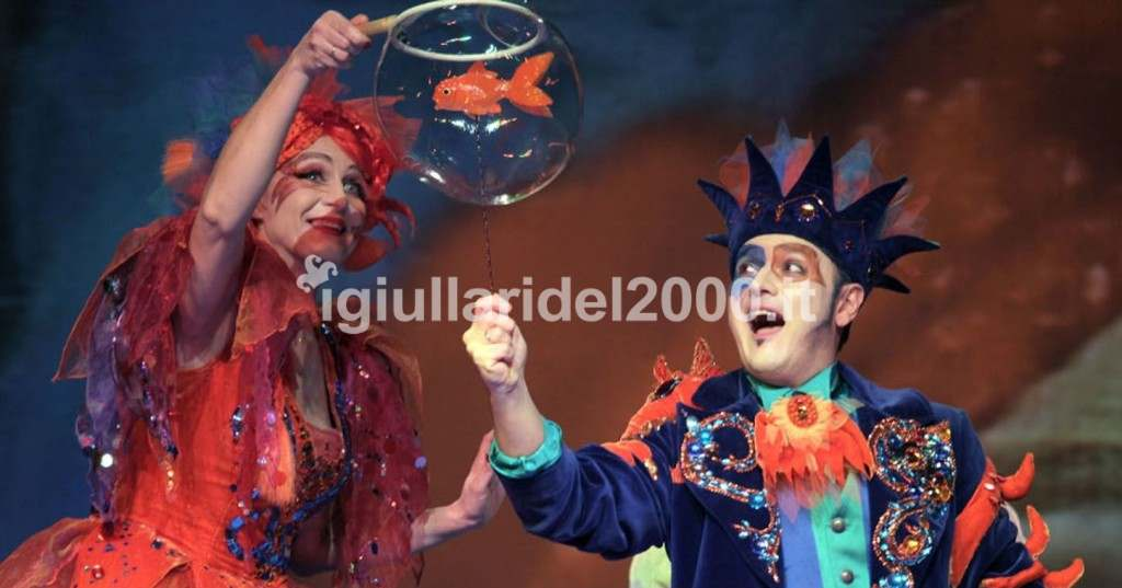 Attrazioni Speciali by I Giullari del 2000 per incantare un pubblico di bambini e adulti