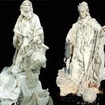 Statue Viventi Veneziane