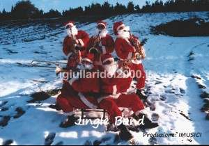 Mini Band Babbi Natale