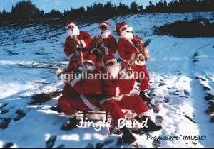 Mini Band Babbi Natale
