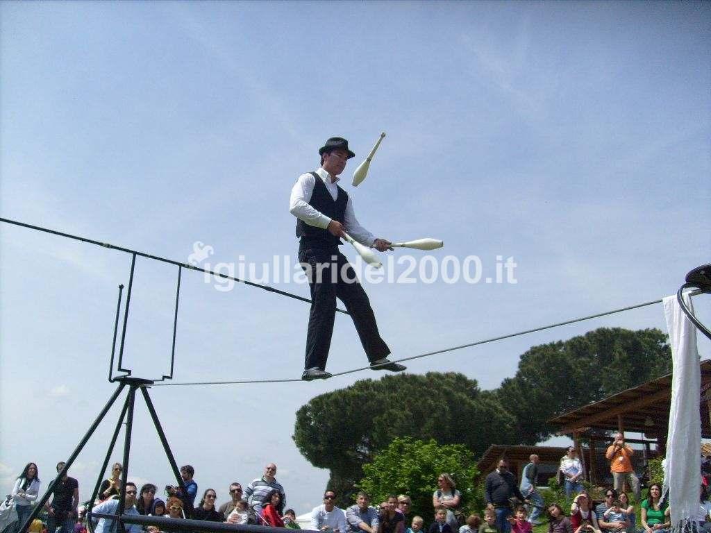 Funambolo Show by I Giullari del 2000