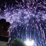 Fuochi d'Artificio Trionfo di Sposa