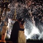 Fuochi d'Artificio per Sposi