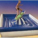 Attrazione Speciale Surf Meccanico per Festa di Comunione