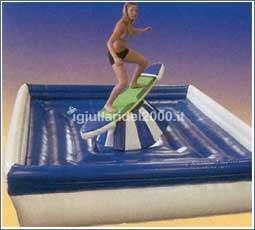 """""""Giostra Simulatrice di Surf"""""""