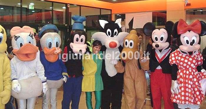 """""""Mascotte Disney"""""""