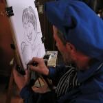 Caricaturista-Ritrattista