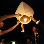 Il Volo delle Lanterne per Sposi