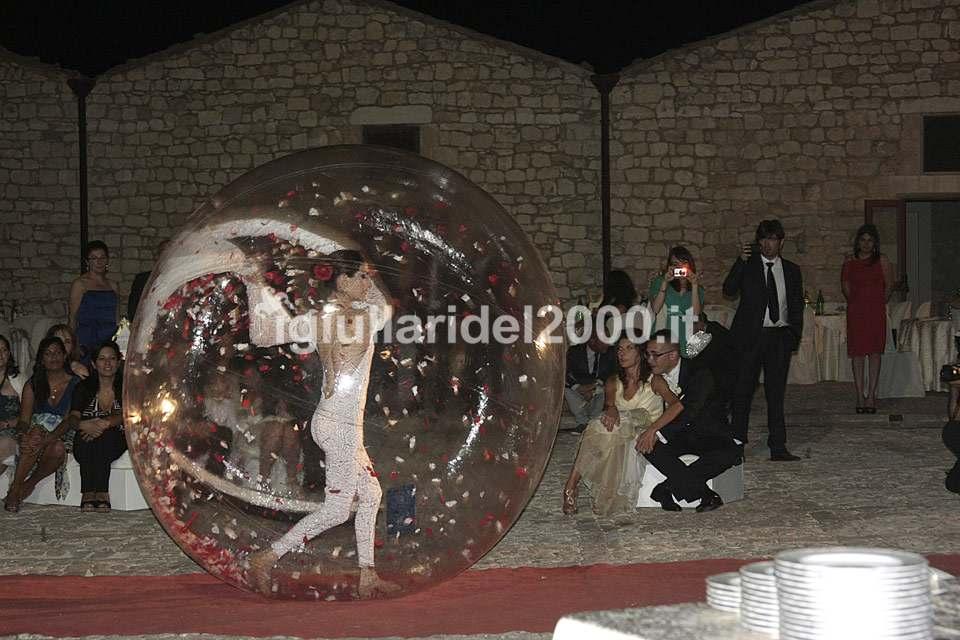 Molto Attrazioni Speciali per Matrimonio - Artisti di Strada I Giullari  DX78