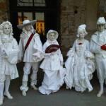 Locandina Statue Viventi by I Giullari