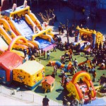 Luna Park Gonfiabili per Home Page I Giullari