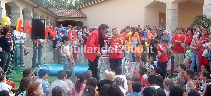 "Show per Famiglie ""Magic World"" by I Giullari del 2000"