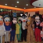 Mascotte Cartoon's Show
