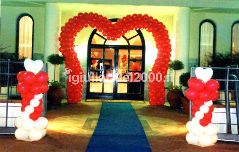 Scenografia Romantica per Cana di San Valentino by I Giullari del 2000