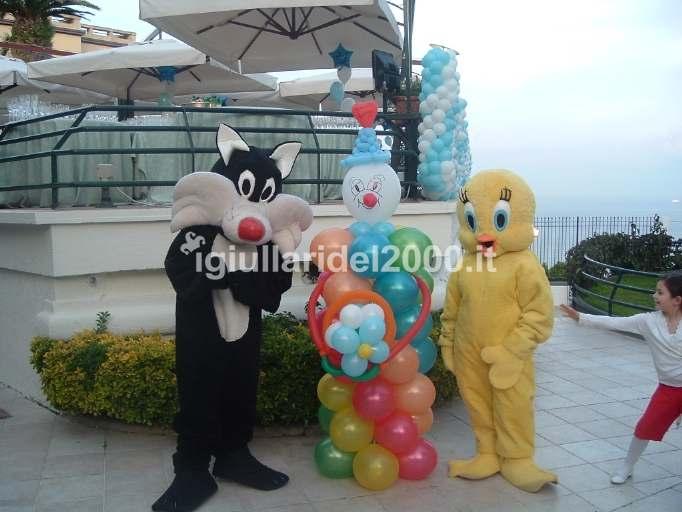 Animazione Fiabesca per Cerimonie di Battesimo e 1° Compleanno by I Giullari del 2000