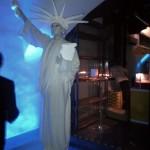 Statua Vivente America