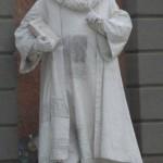 Statua Vivente Leonardo da Vinci by I Giullari