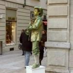 Statua-Vivente-Profilo-I-Giullari-a-Lugano