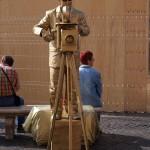 La Statua Vivente Gold