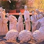 Statue Viventi Fantasy